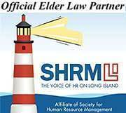 SHRM-LI Official Elder Law Partner