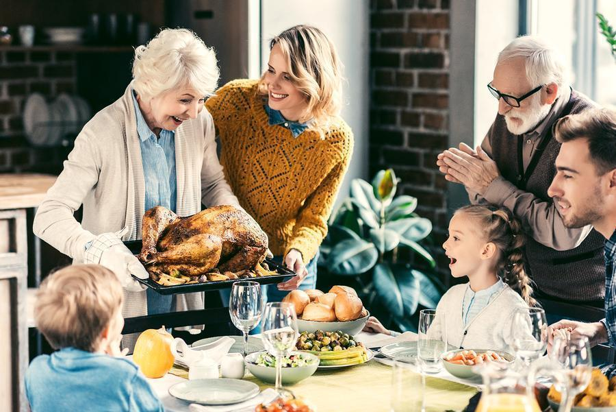 Holiday Family Gatherings: A Time to Assess