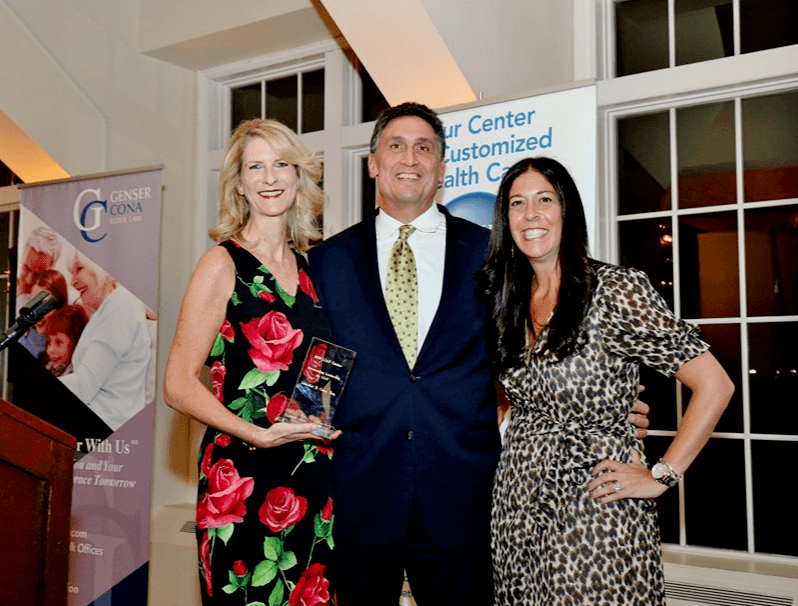 Managing Partner Jennifer Cona Honored by the Long Island Alzheimer's Foundation (LIAF) for her Leadership